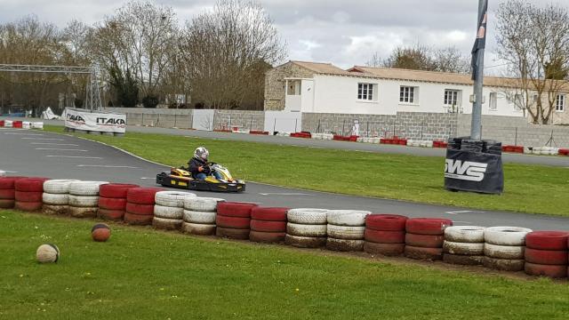 Challenge karting