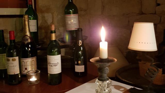 Atelier dégustation de vins