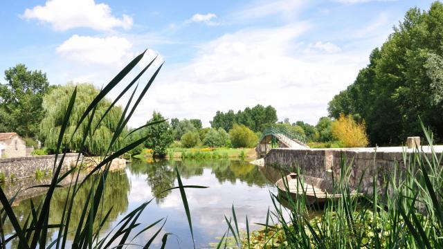 Au coeur du Marais au Vanneau-Irleau