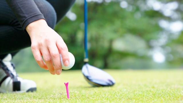 Découverte du sport golf à Niort