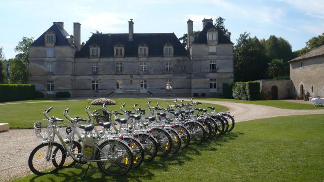 Challenge vélo électrique