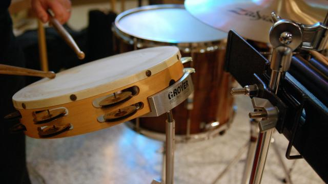 Animation percussions