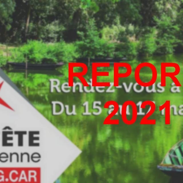 Report 21e fête du camping-car 2021